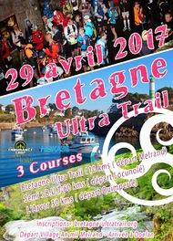Bretagne Ultra Trail - Samedi 29 avril 2017