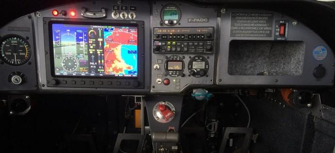 Notre avion : le DYN AERO MCR-4S