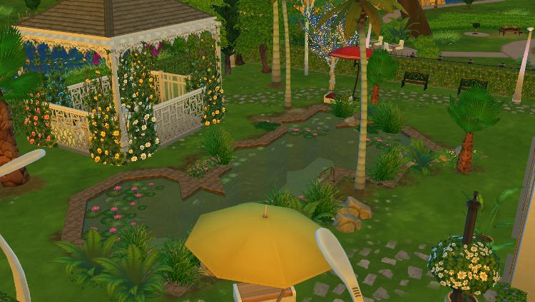 Sims 4 : Aménagement de la colocation immeuble Lumina (suite)