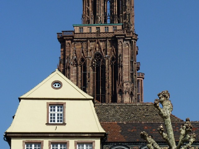 Cathédrale de Strasbourg 1 Marc de Metz 2011