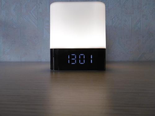 enceinte Bluetooth/réveil Svpro