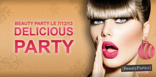 Calendrier De L'Avent #3: C'est parti pour la Beauty Party!