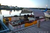 Åmål-terrasse flottante
