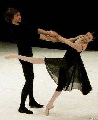 Isabelle Ciaravola et Hervé Moreau