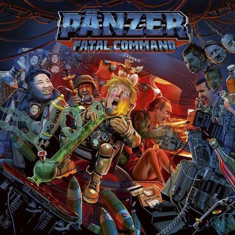PÄNZER - Un nouvel extrait du futur album dévoilé