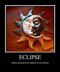Sculpture : Eclipse