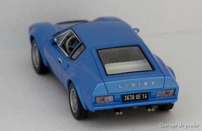 Ligier JS2 Coupé 1972