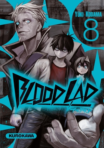 Blood lad - Tome 08 - Yûki Kodama