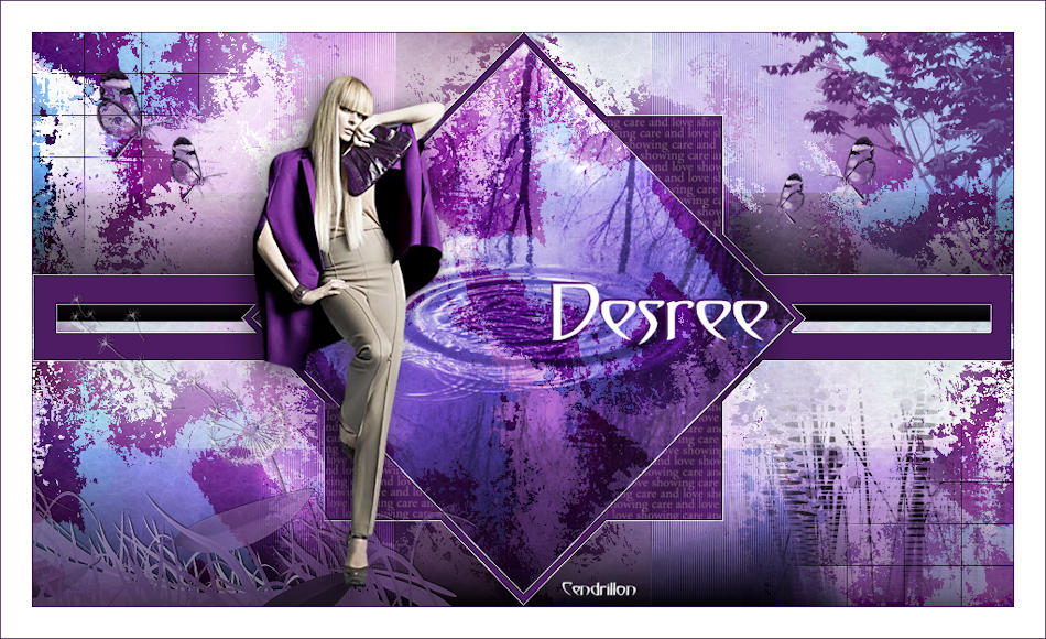 Desree - Benice Design - Traduction Sylvie