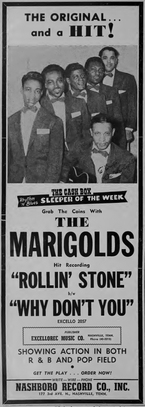 The Marigolds aka The Solotones
