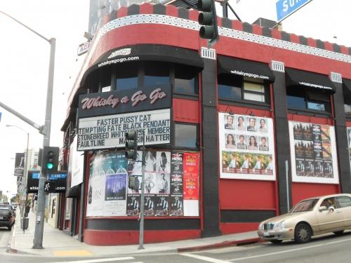 Los Angeles, derniére étape