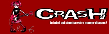 Crash Disques - Logo
