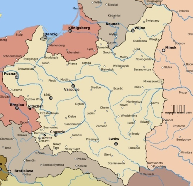 La vie en Silésie avant 1945...