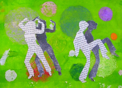 Danse avec mon ombre