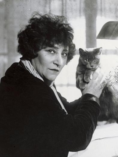 Les écrivains et leur(s) chat(s)