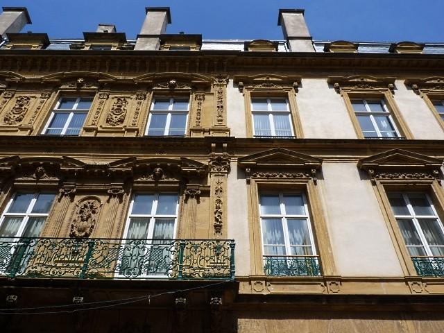 Maison des Notaires Metz 21 Marc de Metz 2011