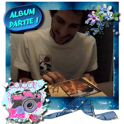 ALBUM POUR MON FILS - Partie 1