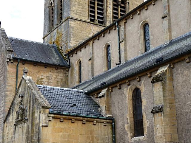 Gorze l'église Saint-Etienne 3 Marc de Metz 2011