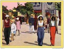 MODE 1930 - MODE PYJAMA