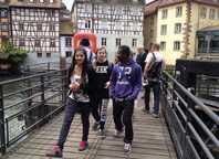 Rallye culturel à Strasbourg le lundi 30 juin 2014