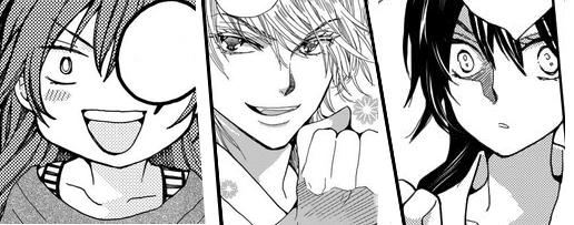 Koi wa Hito no Hoka chapitre 3