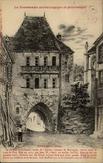 LES REMPARTS DE MORTAGNE-AU-PERCHE (Orne)