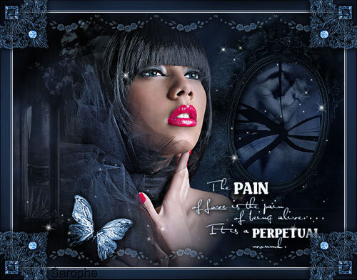 *** The Pain of Love ***