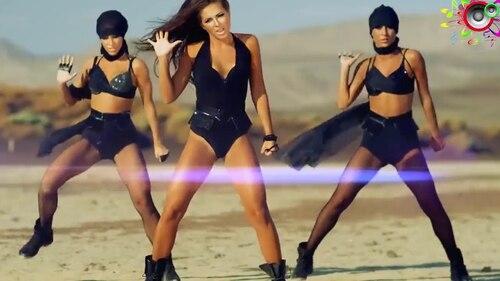 SASH-ADELANTE (Dance video)  (Danse)