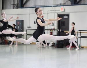 dance ballet class technic ballet