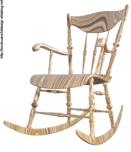Tubes de rocking-chair (image-render)
