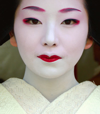 Japanese Geisha | Beauty Bento Box, The Asian Beauty Blog
