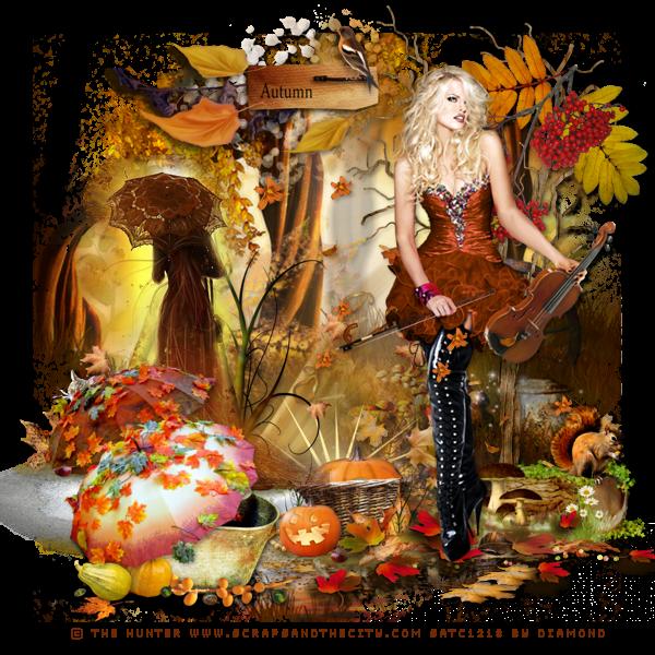 Ateleir automne 1 chez cacahuètes creations