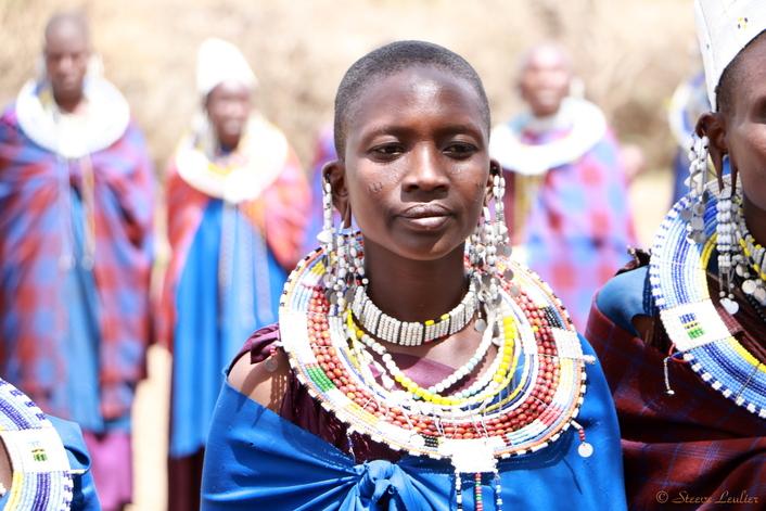 Le peuple maasaï