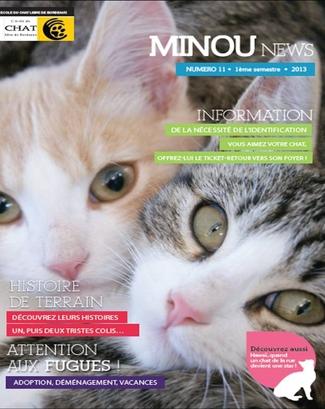 Minounews mars 2013