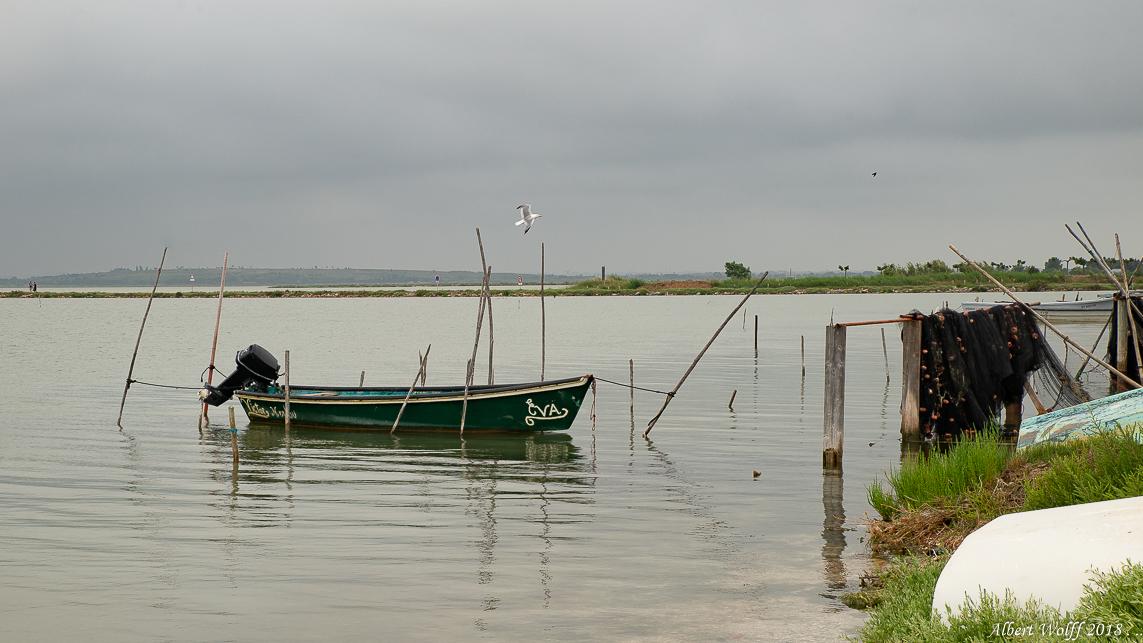 Maguelone - Entre mer et étangs