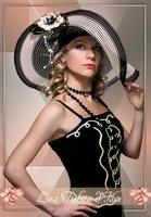 Femmes chapeaux - FAC0018