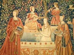 bonne soirée à vous, mes images médiéval, et ma famille