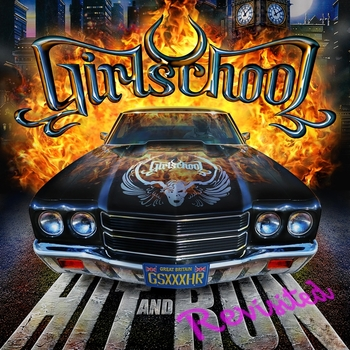 GIRLSCHOOL_Hit And Run Revisited