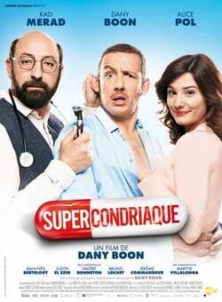 Je vous emmène dans les coulisses de SUPERCONDRIAQUE de Dany Boon, au cinéma le 26 février 2014 !