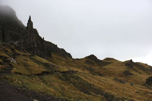 Isle of Skye (2) - Old Man of Storr