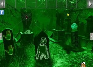 Jouer à Most scary Halloween escape