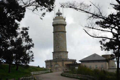 Le phare de Mayor