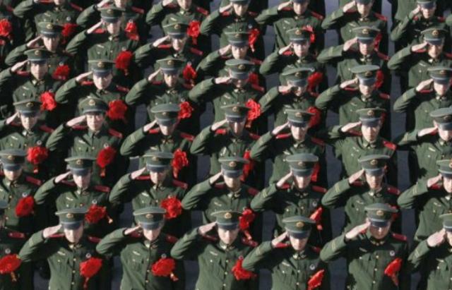 L'armée chinoise veut lutter contre la corruption