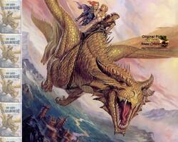 -- Dragons --