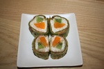LA CHANDELEUR ... VERSION SUSHI SUCRE