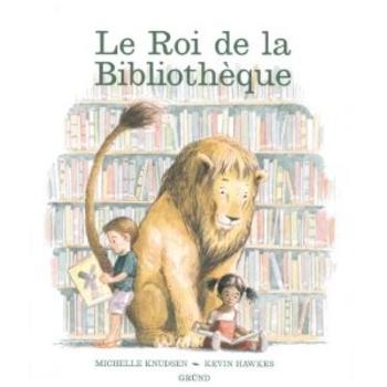 Le Roi de la Bibliothèque