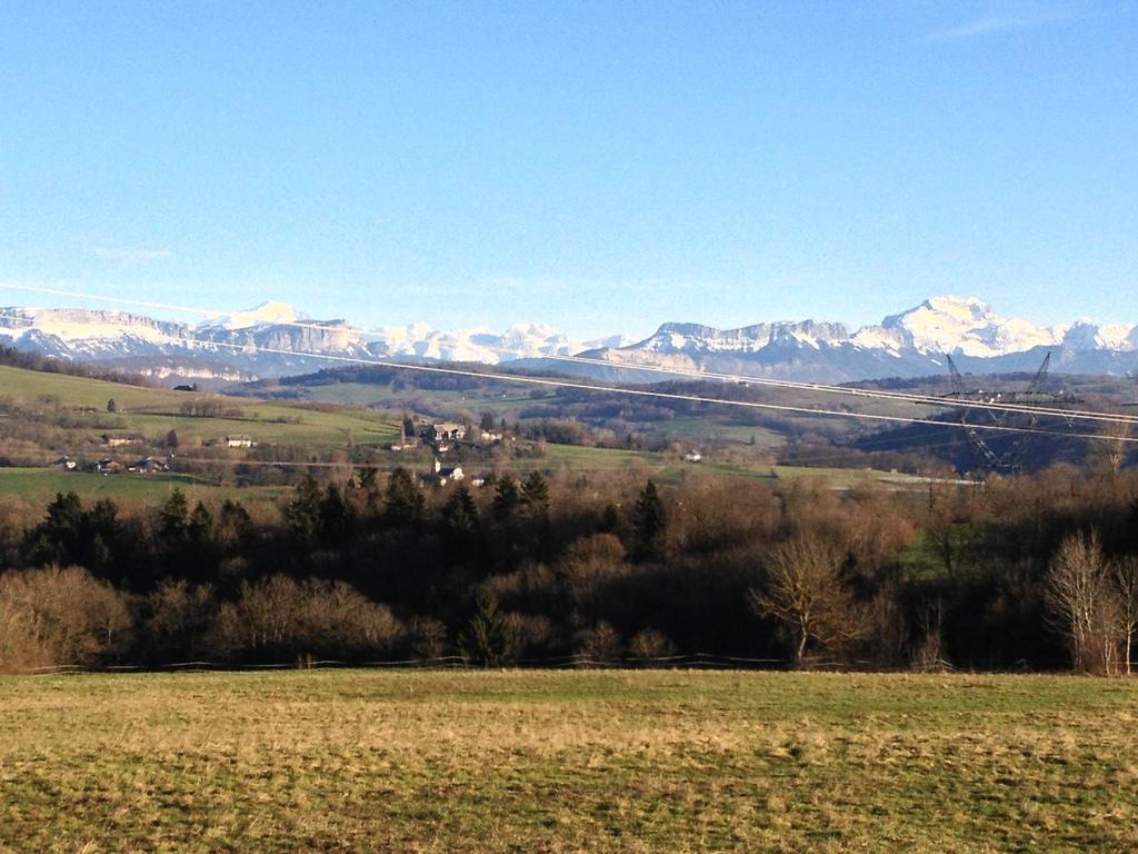 Je suis sur la route du retour- Un dernier regard sur ces magnifiques montagnes