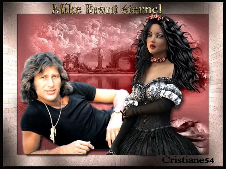 Défi pour Nathie Mike Brant éternel !
