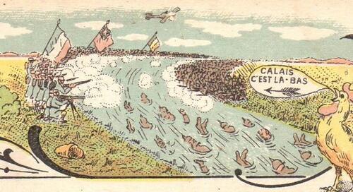 10 novembre 1914 : un nouveau gouverneur pour Calais