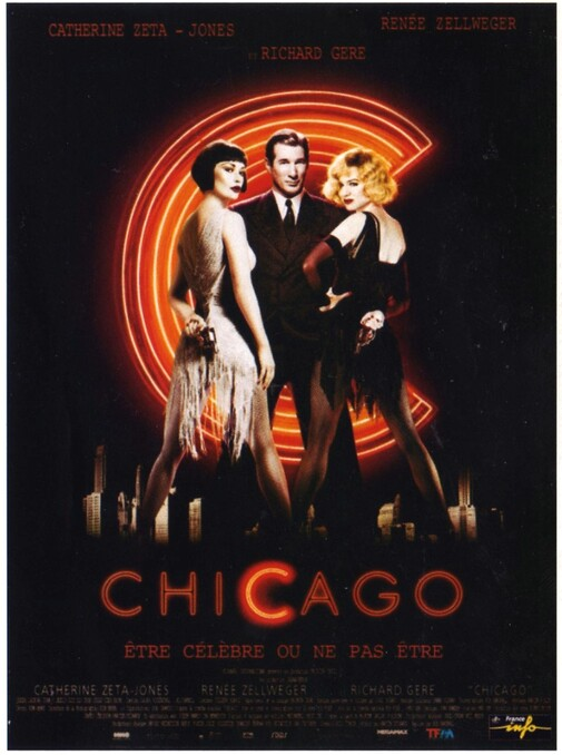 CHICAGO BOX OFFICE FRANCE 2003